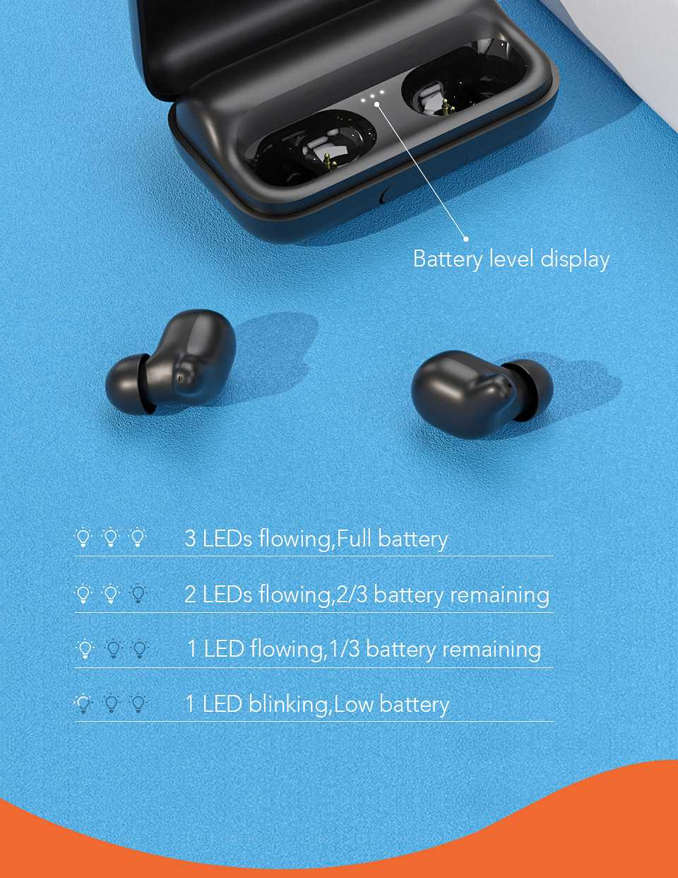 Mi Home Haylou T15 Bluetooth Earphones Wholesale