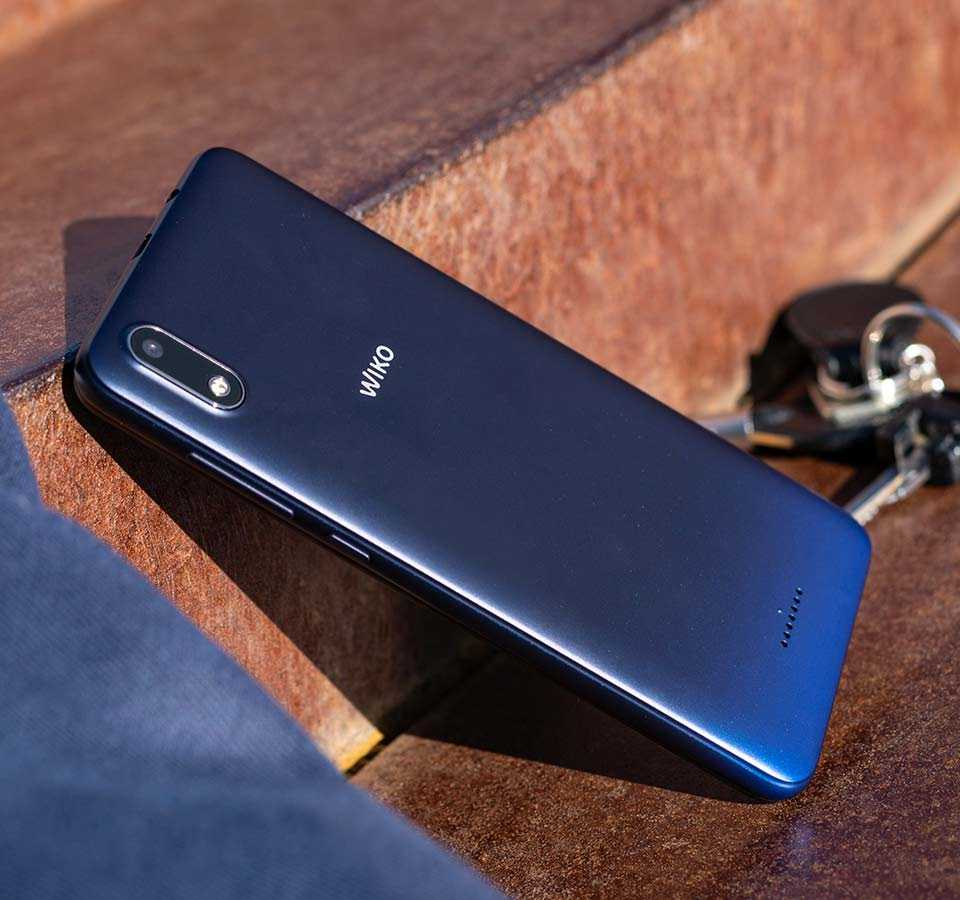 Wiko Y60 16 GB ROM dualsim