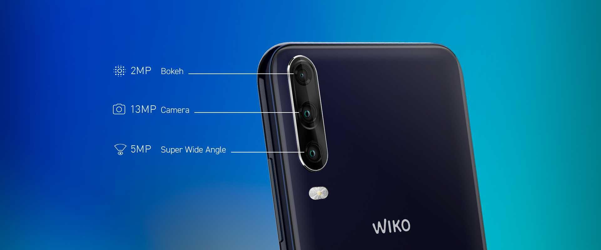 Wiko View4 Lite