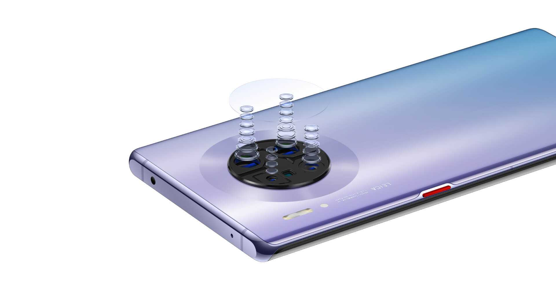 Huawei Mate 30 Pro 5G 8GB+256GB Version