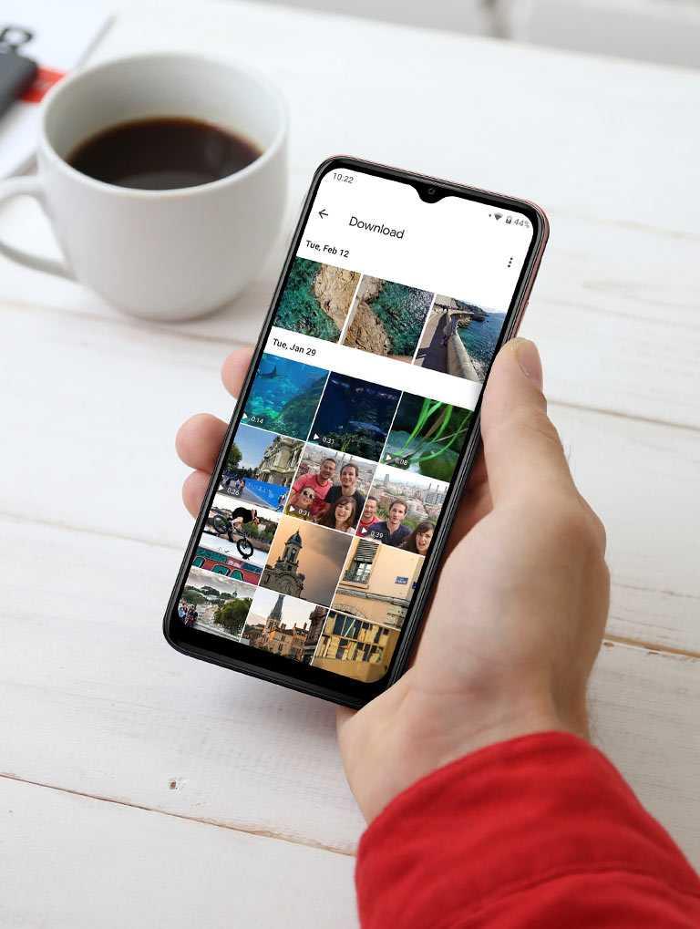 Wiko View4 Dual SIM smartphone 64 GB