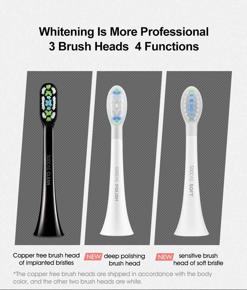 Soocas Sonic Electrical Toothbrush