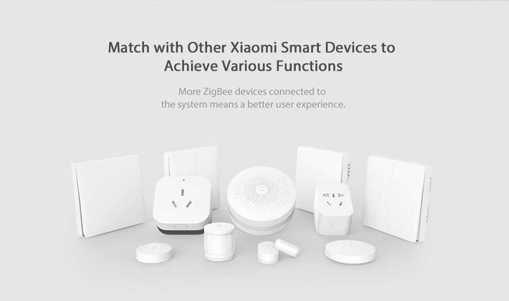 Mi Home XiaoMi Aqara Body Sensor