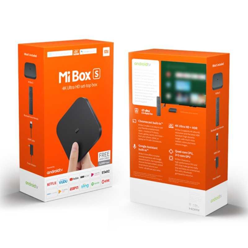 Mi Box Mi TV Box S