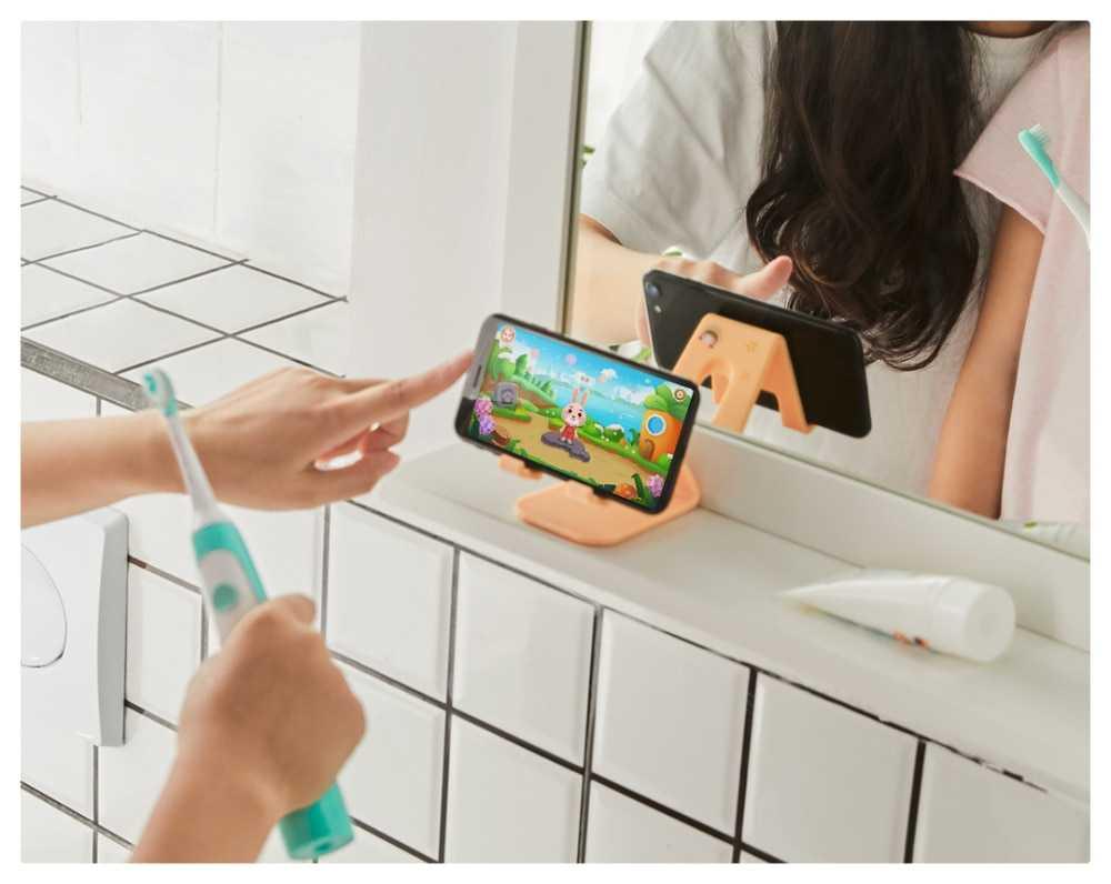 Xiaomi Mijia Sonic Brush Teeth Child Kid Automatic Toothbrush