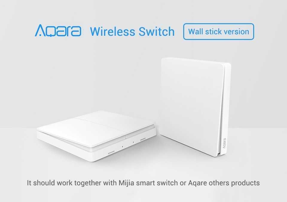 Aqara Wireless Switch Wall