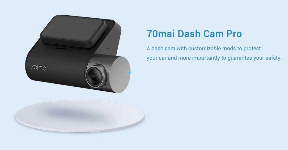 170mai D02 Smart Dash Cam Pro Wholesale