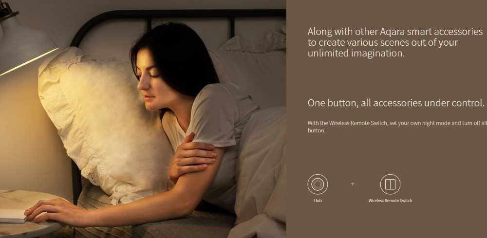 Mi Home XiaoMi Aqara Smart Gateway