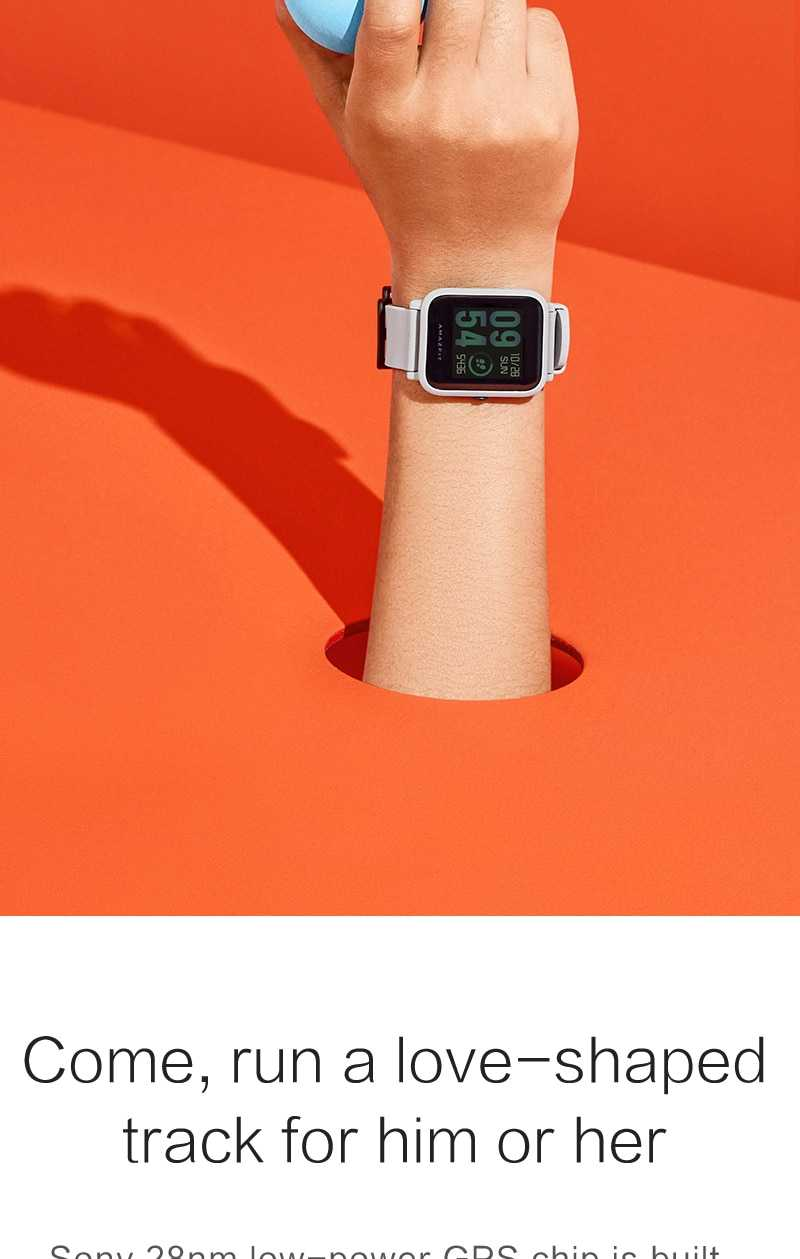 Amazfit Bip Smart Watch Wholesale