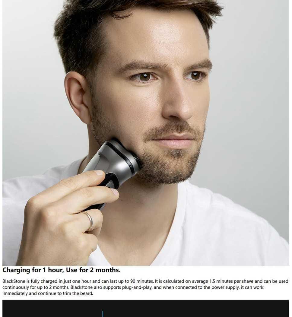 Mi Home XiaoMi Enchen BlackStone Shaver