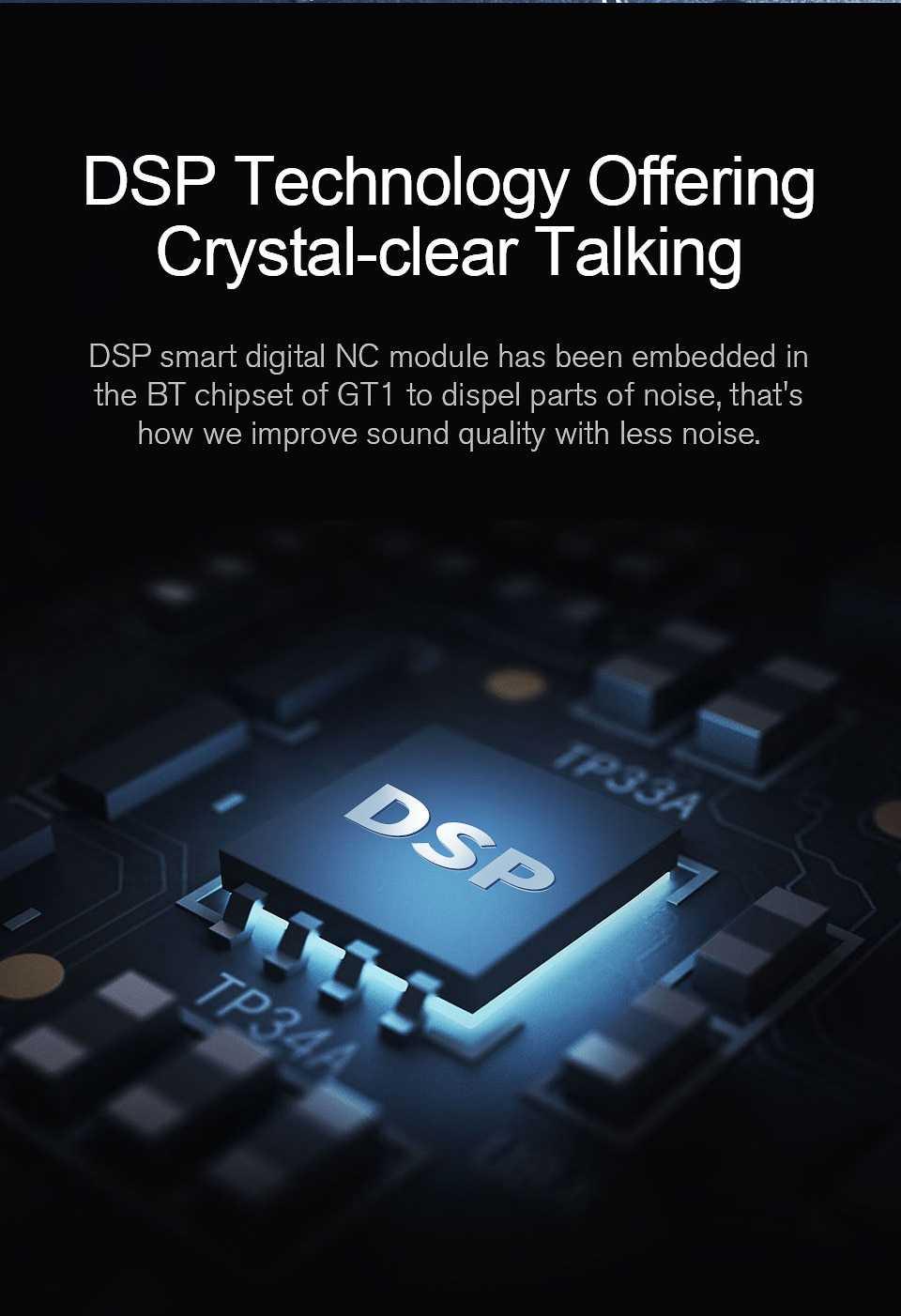 Haylou GT1 TWS Fingerprint Touch Bluetooth Earphones Wholesale