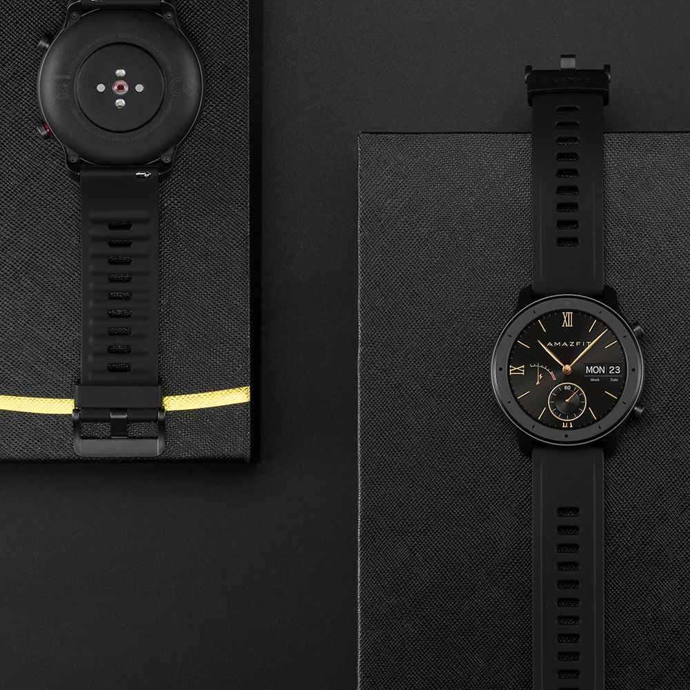 Amazfit GTR Lite Smartwatch, 47mm Classic Design