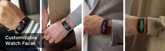 Amazfitx Curved Smartwatch Wholesale