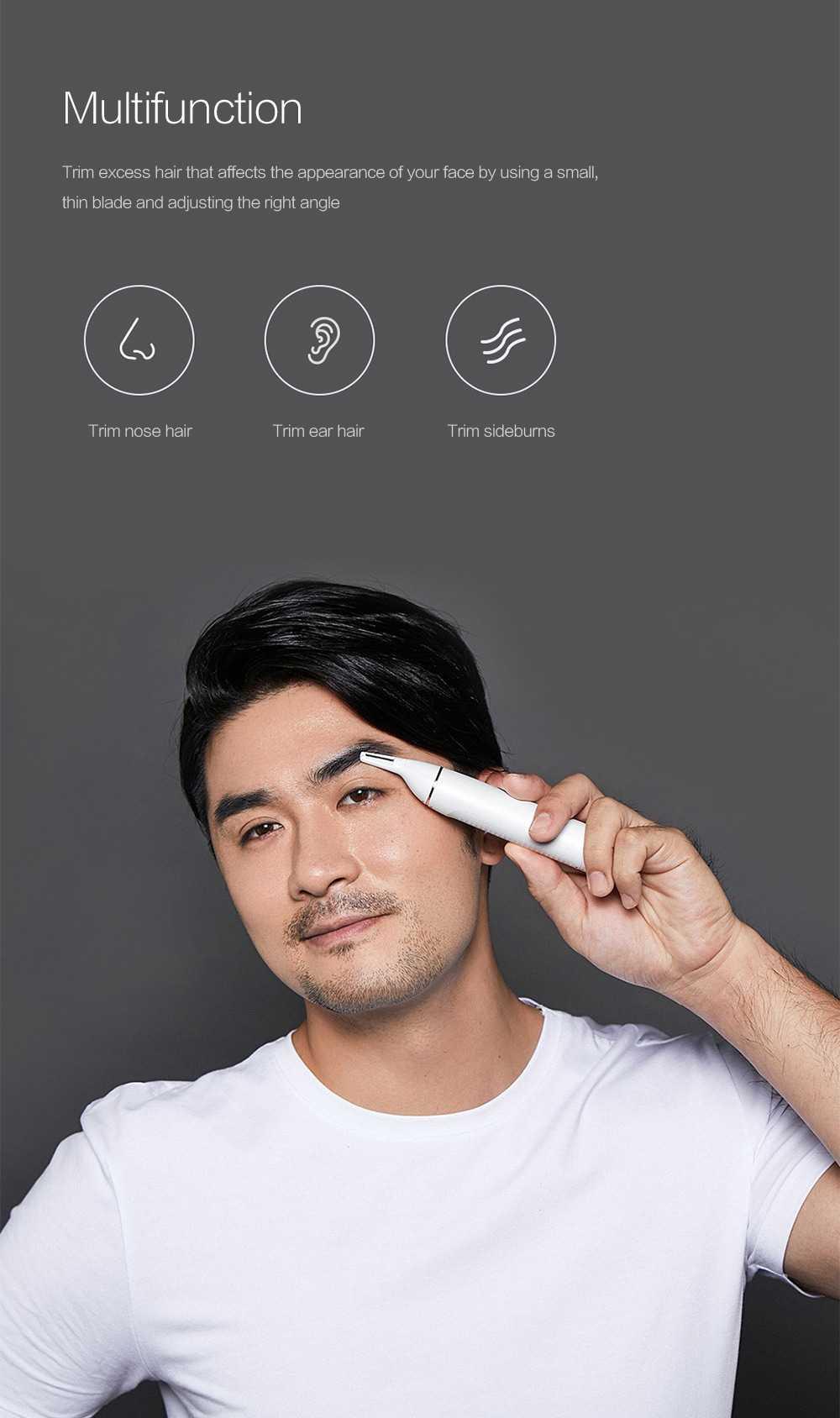 SOOCASNose Hair Trimmer N1