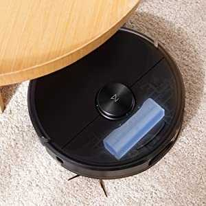 automatic vacuum and mop