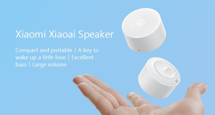 Mi Compact Bluetooth Speaker 2 Global Wholesale