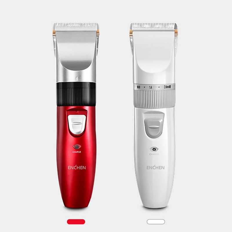 Specifications: Brand: ENCHEN Model: Sharp (EC-712) Rated Voltage: 5V Rated Power: 3W Battery: 800mAh Charging Time: 8H Cutting Head Material: Ceramic Product Size: Approx. 170*45mm Package Size: Approx. 20*13*8cm Package Weight: Approx. 500g/ 800g