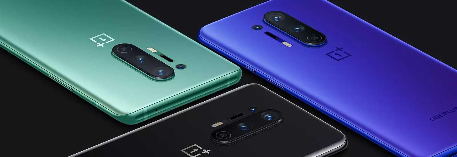 OnePlus 8 Pro Ultramarine Blue 12GB+256GB