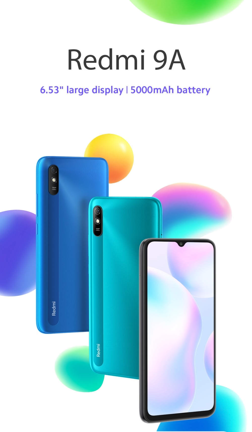 Redmi 9A Smartphone Wholesale