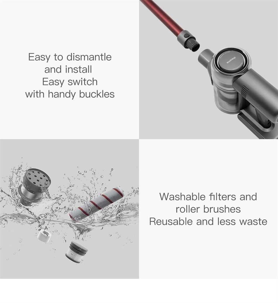 Dreame V11 Vacuum Cleaner - Wholesale